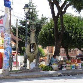 dinophone (Sucre, Bolivia)