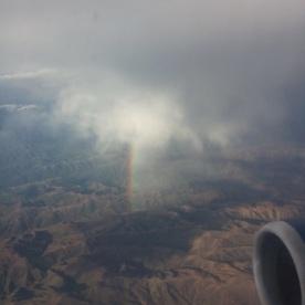 (above Cochabamba, Bolivia)