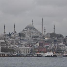 blue mosque (Istanbul, Turkey)