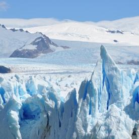 (Perito Moreno glacier, Argentina)