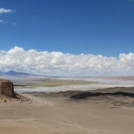 (Salar de Tara, Chile)