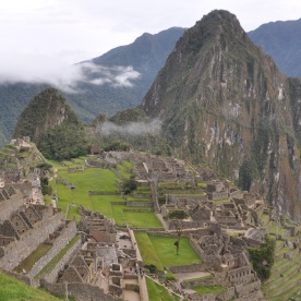 (Macchu Pichu, Peru)