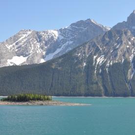 (Upper Kananaskis Lake, Canada)