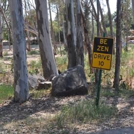you are leaving deer park (Escondido, USA)