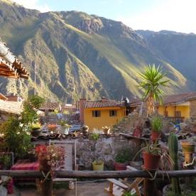 (Ollantaytambo, Peru)