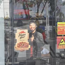 Manny is everywhere! (Manila, Philippines)