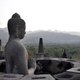 Borobudur (Yogyakarta, Indonesia)