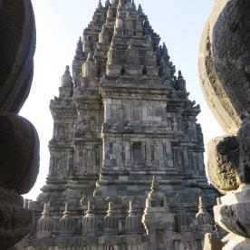 Hindu temple Prambanan (Yogyakarta, Indonesia)