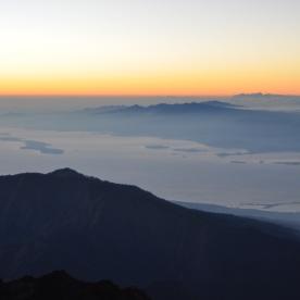 (Mount Rinjani, Lombok, Indonesia)