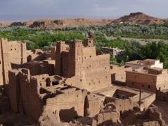 (Vallee des roses, Maroc)