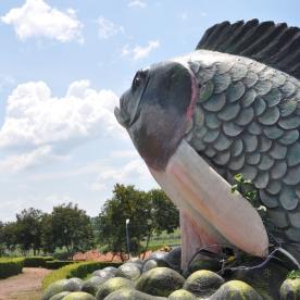(Lake Muhazi, Rwanda)
