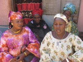 c'est le jour du mariage (Bamako, Mali)