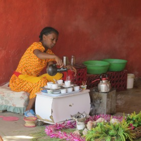 coffee ceremony (Tigray, Ethiopia)