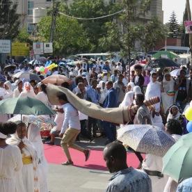 Timkat celebration (Addis, Ethiopia)